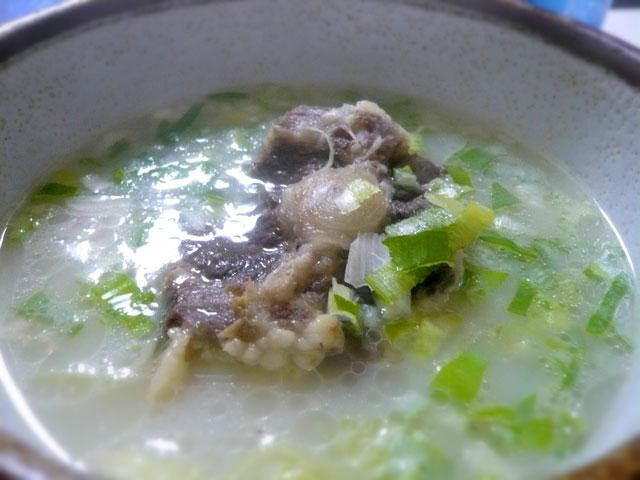 テール スープ 作り方